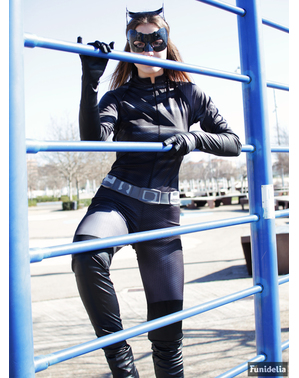 Catwoman kostuum