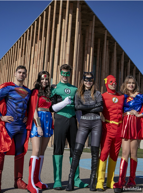 Wonder Woman seksi kostim