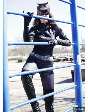 Catwoman Maskeraddräkt Plus Size