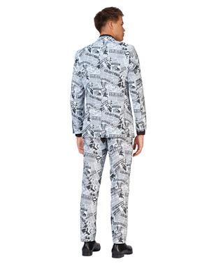 חליפת טלגרף Opposuits
