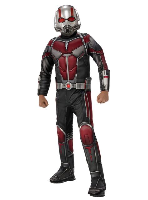 Kids Deluxe Ant Man Costume