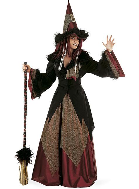 Duistere toverheks Kostuum