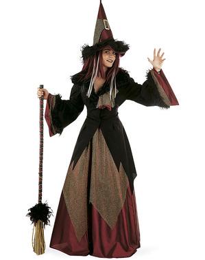 Costum de vrăjitoarea de la țară