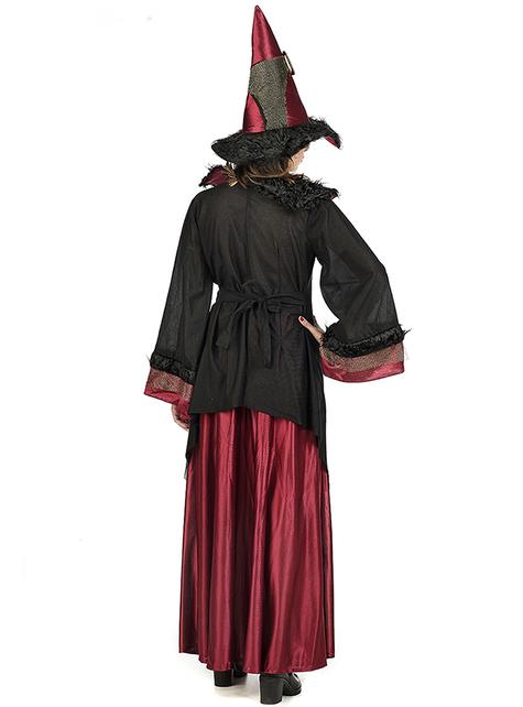 Чарівний костюм відьми для дорослих