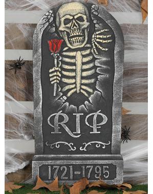 Lápida RIP 1721-1795
