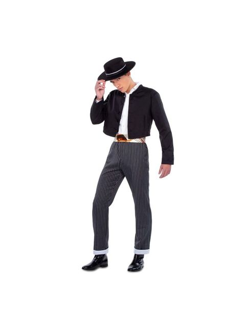 Disfraz de andaluz para hombre