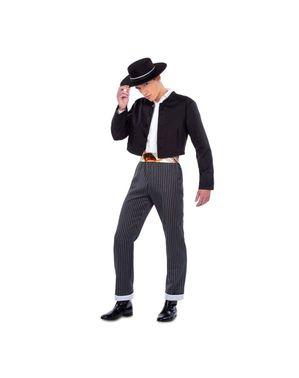 Andalusisk kostume til mænd