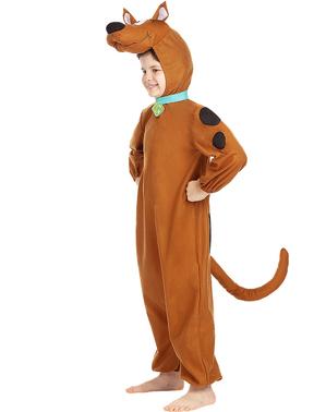 Kostium Scooby Doo dla dzieci