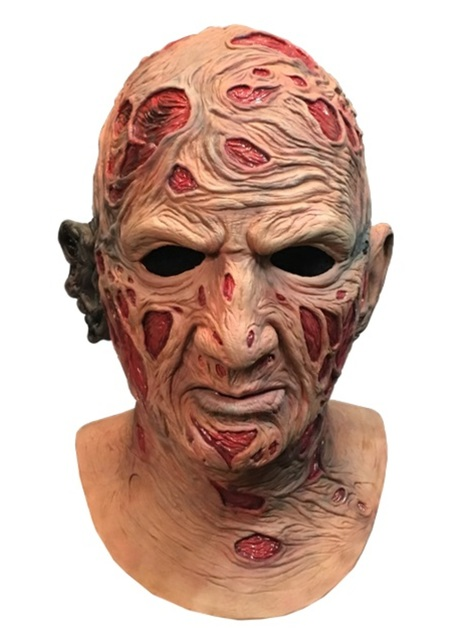 Máscara de Freddy Krueger para adulto
