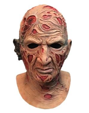 Freddy Krueger Mask för vuxen