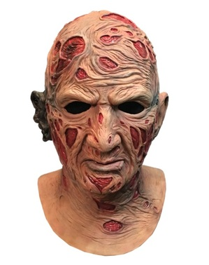 Freddy Krueger маска для дорослих