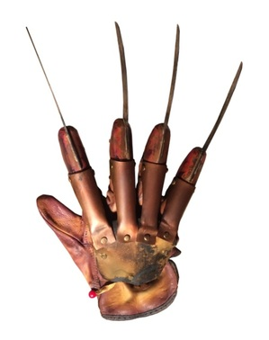 Freddy Krueger handschoen voor volwassenen