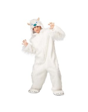 Costum Yeti pentru adult