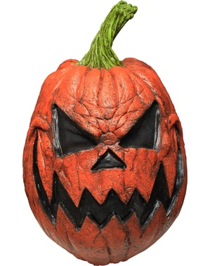 Horror-Kürbis Maske für Erwachsene