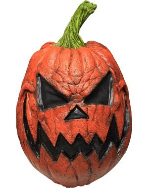 Maska pro dospělé strašidelná dýně