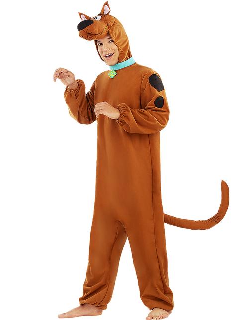 Fato de Scooby Doo para adulto
