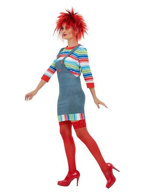 Strój damski Laleczka Chucky