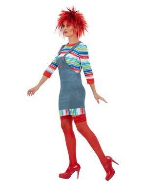 Costum Chucky pentru femeie