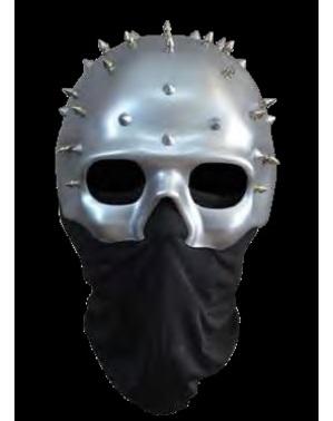 Máscara con pinchos La Purga