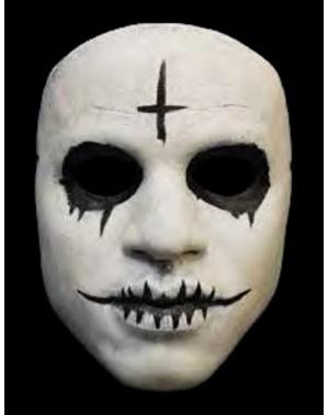 Máscara The Killer La Purga