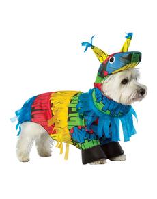 Disfraz de piñata para perro