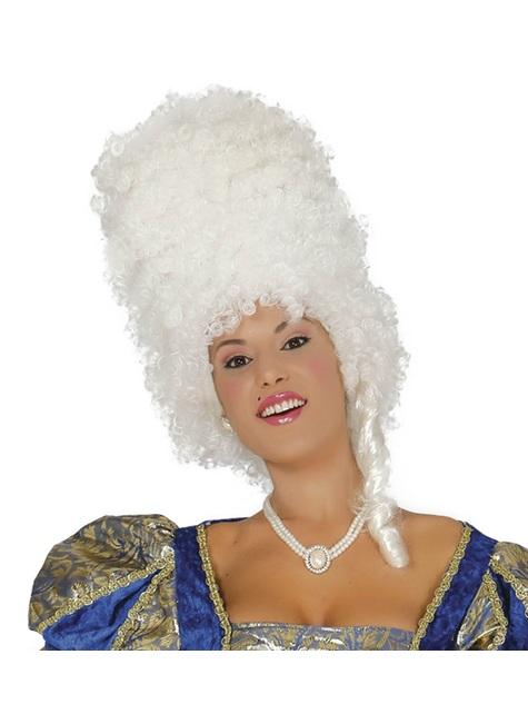 Μεγάλη Λευκή Περούκα Γαλλικής Επανάστασης
