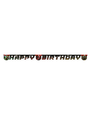 Star Wars Rebels Happy Birthday Banner