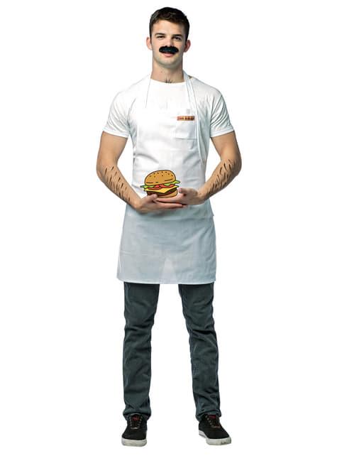 Disfraz de Bob Bob's Burger para adulto