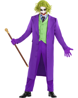 Joker kostume - The Dark Knight