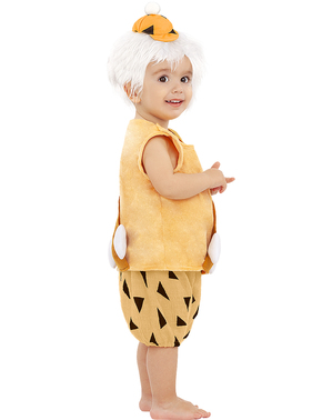 Bamm-Bamm Kostüm für Babys - Familie Feuerstein