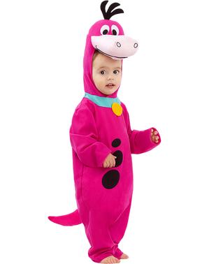 Kostým Dino pre babätká - Flinstonovci