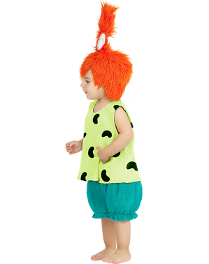 Pebbles costume for babies - The Flintstones