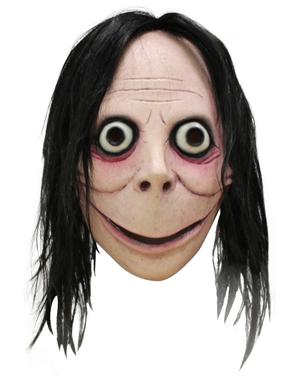 Máscara de Momo para adulto
