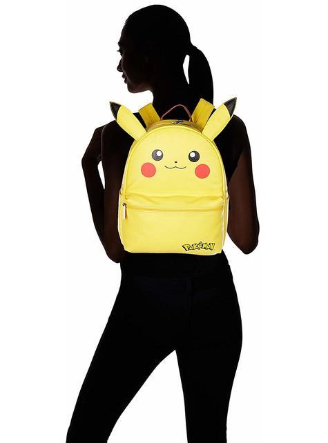 Pikachu rugzak voor vrouwen - Pokemon