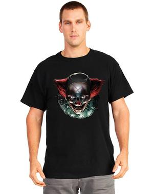 Digital Dudz Clown with Diabolic Eyes T-shirt