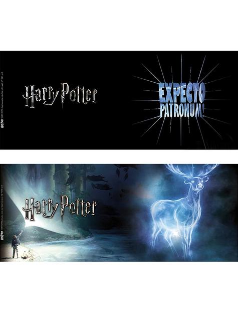 Caneca de Harry Potter Patronus muda de cor