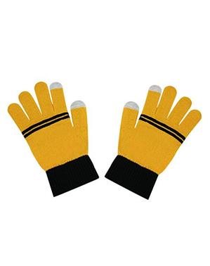 Mănuși tactile Hufflepuff - Harry Potter