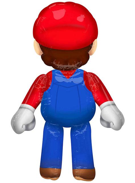 Mega balão de Super Mario Bros (152 cm)