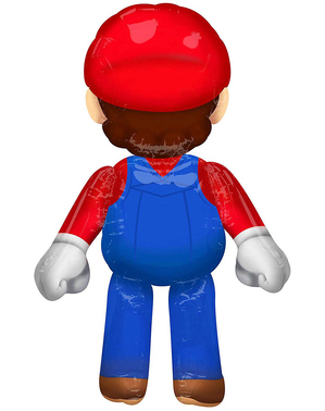 Ballon Super Mario grand format (152cm)