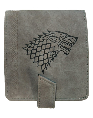 Carteira Game of Thrones Stark deluxe