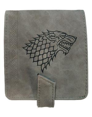 Korkeanluokan Game of Thrones Stark -Lompakko