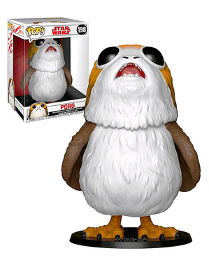 "Funko POP! 10 ""Porg - Star Wars The Last Jedi (Eksklusif)"