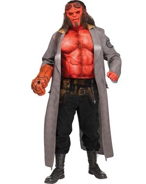 Hellboy Maskeraddräkt för honom