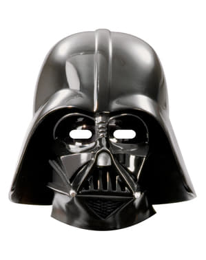 Darth Vader Star Wars & Heroes Masken Set 6 Stück
