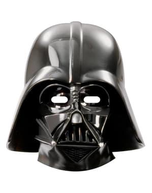 Darth Vader Star Wars & Heroes Masken Set 6 Stück