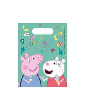 Készlet 4 Peppa Pig fél táskák