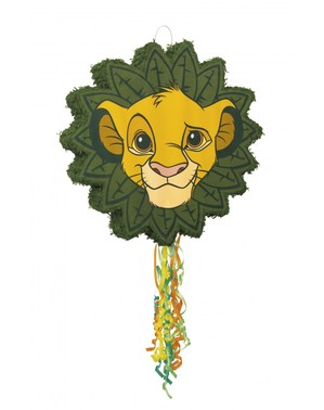 Simba Piñata - Ο Βασιλιάς των Λιονταριών