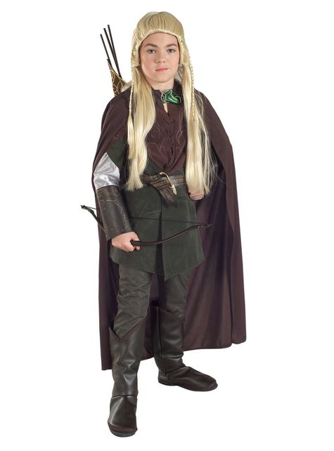 Legolas Kids Costume