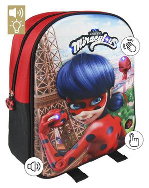 Sac d'école enfant Ladybug - Miraculous, les aventures de Ladybug et Chat Noir
