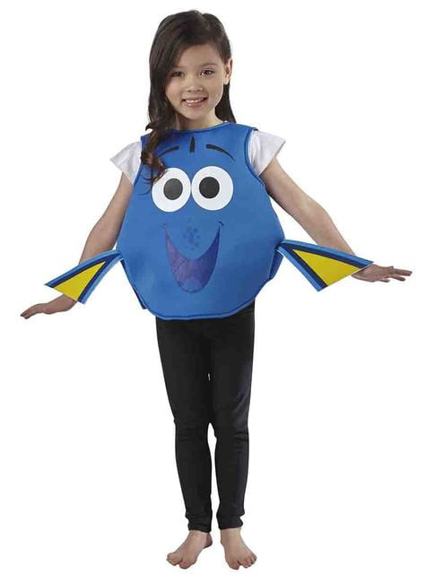 Child's Dory from Finding Dory Costume